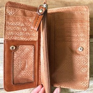 Relic Bags - Relic Brown Wallet